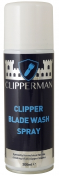 Clipperman Clipper Blade Wash Spray 200ml