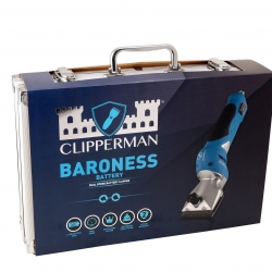 Clipperman Equestrian Baroness Battery Clipper